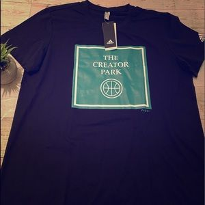 "Adidas ""the creator park"" t-shirt"